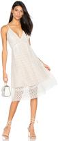 J.o.a. Crochet Dress