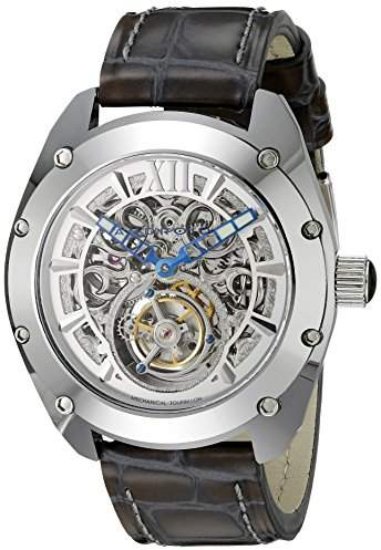 Android Men's AD518AS Virtuoso Tungsten Mechanical Tourbillon Watch