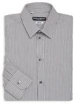 Dolce & Gabbana Regular-Fit Gingham Cotton Dress Shirt