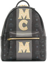 MCM Small Stark backpack with studded logo