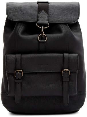 Coach 1941 Black Bleecker Backpack