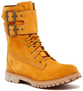 Timberland Double Strap Lace-Up Waterproof Boot
