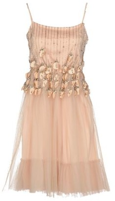 Elisabetta Franchi GOLD Short dress