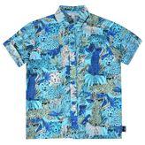 Marc Jacobs Infant Boys Tiger Print Shirt