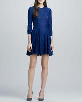 Torn By Ronny Kobo Isabel Swingy-Skirt Lace Dress (Stylist Pick!)
