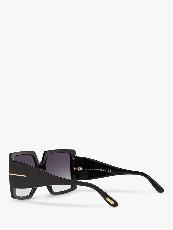 Thumbnail for your product : Tom Ford FT0790 Women's Quinn Statement Square Sunglasses