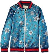 Gucci Kids - Outerwear 477414ZB385 Girl's Coat
