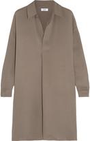 Vince Washed-silk dress
