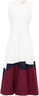 Roksanda Cotton-poplin Midi Dress