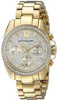 Wittnauer Womens WN4043 16mm Stainless Steel Gold Watch Bracelet
