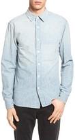 Current/Elliott Men's Classic Fit Gingham Sport Shirt