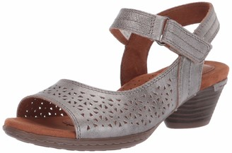 Cobb Hill Women's Laurel Instep Strap Heeled Sandal