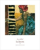 Jardine 1art1 Posters: Liz Poster Art Print - Time Of Solitude (20 x 16 inches)