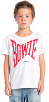 Chaser David Bowie Let's Dance Logo Tee