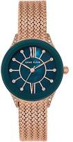 Anne Klein Womens Watch AK/N2208NMRG