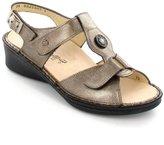 Finn Comfort Womens Adana Leather Sandals 6-6.5 US