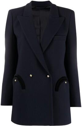 BLAZÉ MILANO Double-Breasted Blazer Jacket