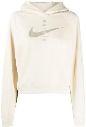 Nike Logo-Print Hoodie