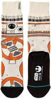 Stance BB8 Men's Crew Cut Socks Shoes