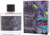 Playboy No Sleep New York By Aftershave 3.4 Oz