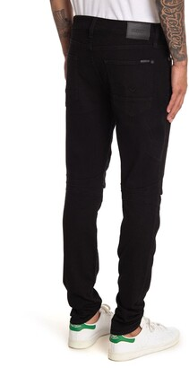 Hudson Ethan Biker Skinny Jeans
