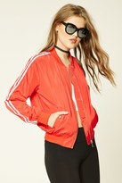 Forever 21 FOREVER 21+ Athletic-Inspired Windbreaker