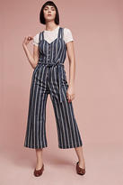 7 For All Mankind Striped Jumpsuit