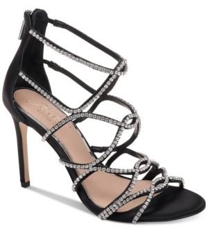 Badgley Mischka Jewel by Delancey Evening Sandals Women's Shoes