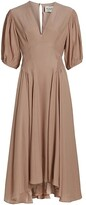 Thumbnail for your product : TOVE Veda Silk Dress