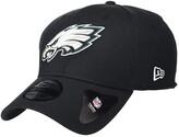 New Era NFL Team Classic 39THIRTY Flex Fit Cap - Philadelphia Eagles (Black) Baseball Caps