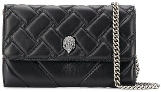 Kurt Geiger Kensington quilted crossbody bag