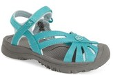 Keen Girl's 'Rose' Water Friendly Sandal