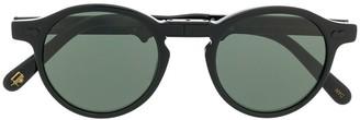 MOSCOT Miltzen folded frame sunglasses