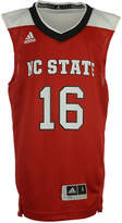 adidas Kids' North Carolina State Wolfpack Replica Basketball Jersey, Big Boys (8-20) #16