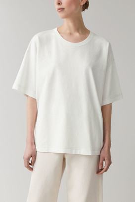 Cos Relaxed Organic Cotton T-Shirt