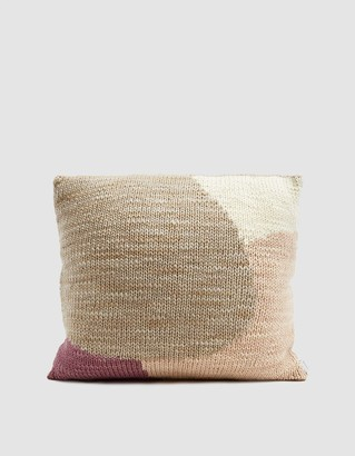 Minna Hillside Pillow in Lilac 16x16