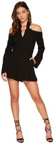 KEEPSAKE THE LABEL - Darkest Light Long Sleeve Playsuit Women's Jumpsuit & Rompers One Piece