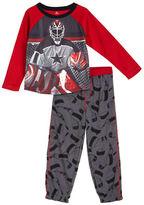 Petit Lem Two-Piece Top and Pants Pajama Set