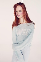 Wildfox Couture Capulet Penny Lane Sweater in Sky