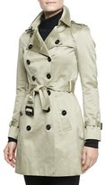 Burberry Sateen Trench Coat, Trench