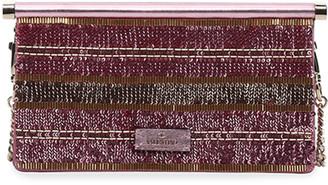 Valentino Garavani Carry Secrets Small Sequined Clutch Bag