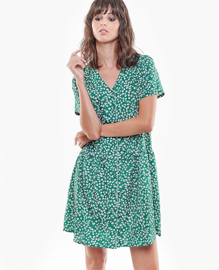 Thumbnail for your product : Le Temps Des Cerises Women's FMIRAMA000000MC Dress