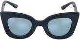 Mirror Lenses Pvc Sunglasses 5-8y