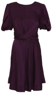 custommade Custom Made - Purple Elana Dress - 34