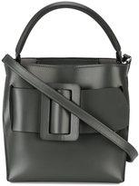 Boyy Grey Devon 21 tote bucket bag
