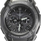 Casio G-shock Stainless Steel Solar Radio 46mm Mens Watch