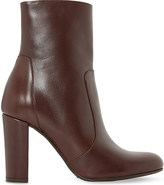 Dune Otto leather ankle boots