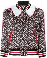 Coach Duck bomber jacket - women - Polyester/Viscose - 0