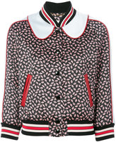 Coach Duck bomber jacket