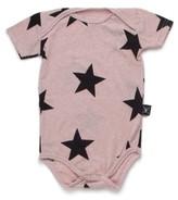 Nununu Infant Girl's Star Print Bodysuit